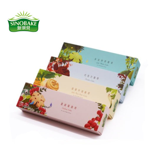 Customized Nozzle Nice Bakery Paper Box Cookies