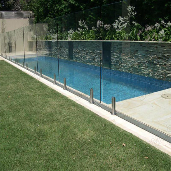 4 mm Clear Tinted Toughened Tempered Construction Glass
