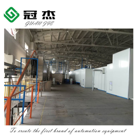 China New Production High Technology Automatic Painting Spray System pictures & photos