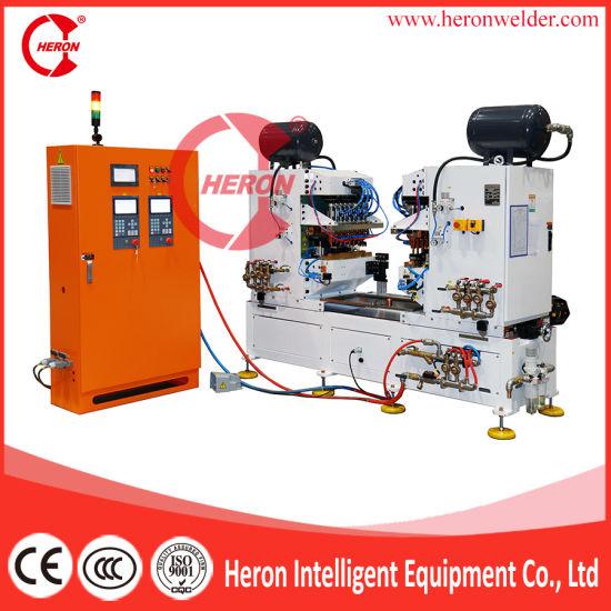 Multi Spot 440KVA Inverter Welding Machine for Store Shelf Stiffener
