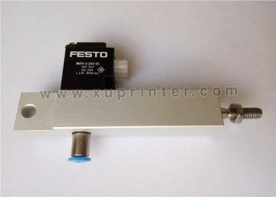 New Festo MEN-3-24V Solenoid Coil 24 VDC