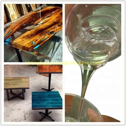 Wholesale Epoxy Resin Clear Liquid for Adhesive for Wood Casting Resin