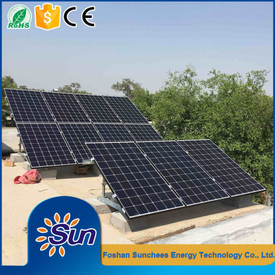 Power Solution Solar Power System Home Solar Energy Systems 5kw Solar Panel Systems for Home Use