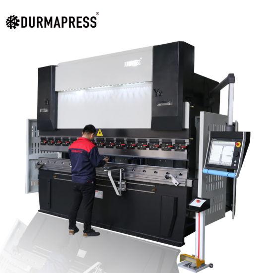 Export to America MB8 200t 3200 Full CNC Press Brake Bending Sheet Metal Machine