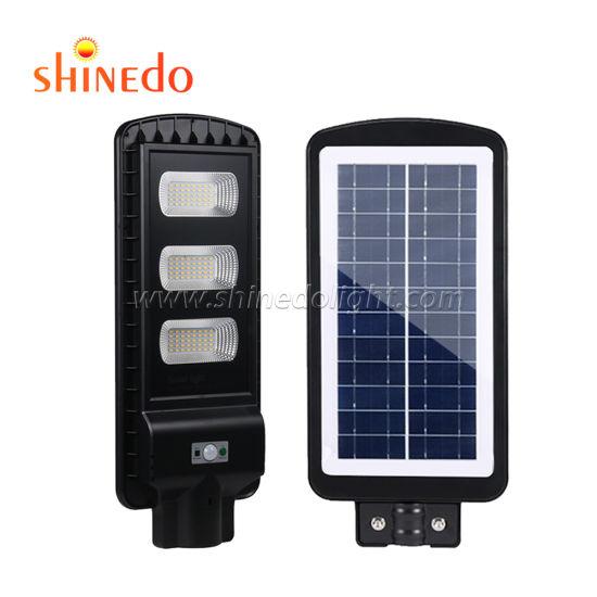 IP67 Outdoor Waterproof LED Light Lamp Solar Motion Sensor Street Lighting