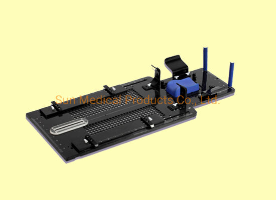 Customized Multifix All-in-One System Carbon Fiber Baseplate