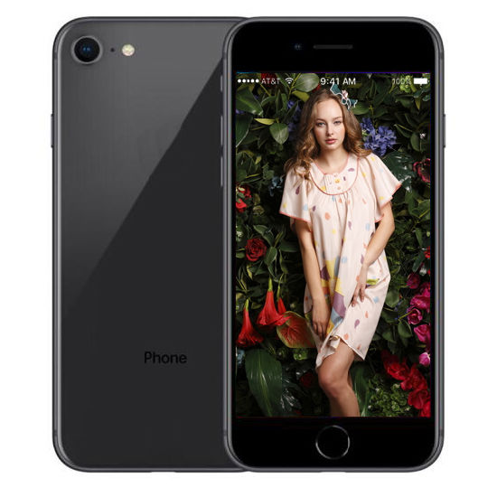Ananda Wholesale Refurbished 8plus 64GB Cell Phone Unlocked Mobile Phone for iPhone 8