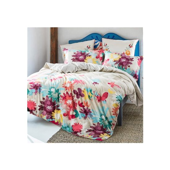 Printing Twill Polyester Fabric Bed Sheets