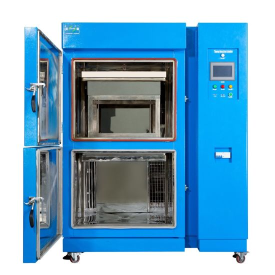 Environmental Chamber High Low Temperature Thermal Shock Test Machine