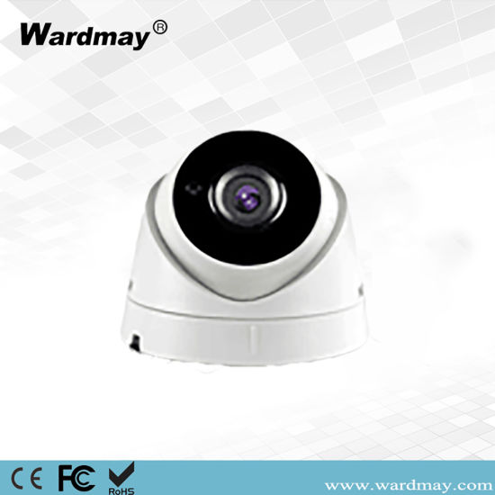 H. 265 2.0MP Indoor IR Dome Network Video HD IP Camera