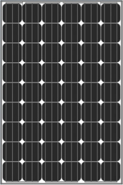 300W 310W 340W 350W 380W High Efficiency Mono Monocrystalline PV Solar Panel with Ce/TUV/Idf Certifications