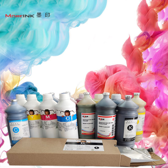 1000ml Moreink Sublimation Ink for Inkjet Printer