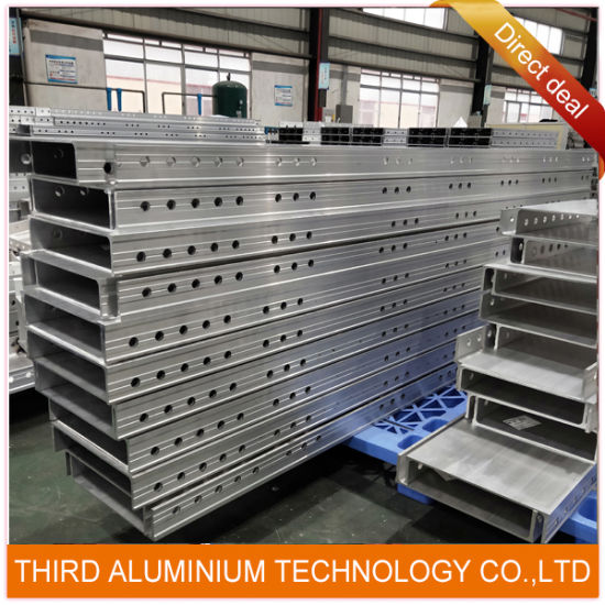 Aluminium Formwork Profile Series for High Building Construction