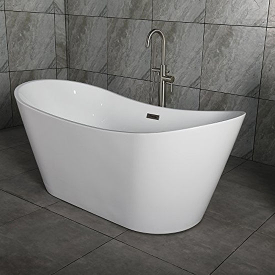 Cheap Acrylic Bathtub Portable Free Standing Bathtub for Adults Models