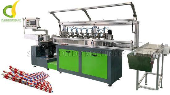 Biodegradable Paper Making Machine Straw
