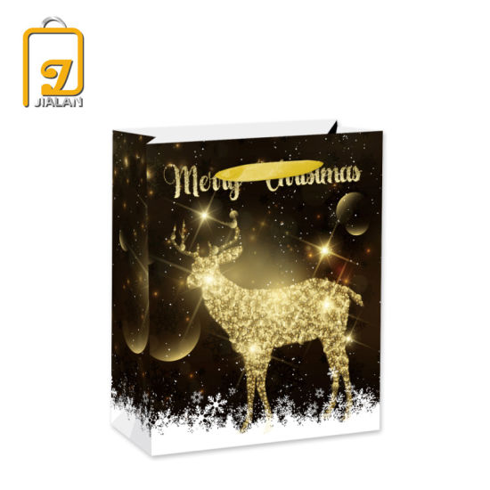 2020 New Dreamily Christmas Gift Packaging Paper Shopping Bags