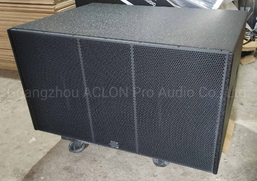 "Mj8&Mj-Sub Dual 12"" Line Array Tops and Double 18"" Bass Active Speaker System Mj8 Line Array (VT46)"