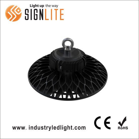 Warehouse LED Industrial Light 100W 150W 200W UFO LED High Bay Light Fixtures with ETL, Dlc