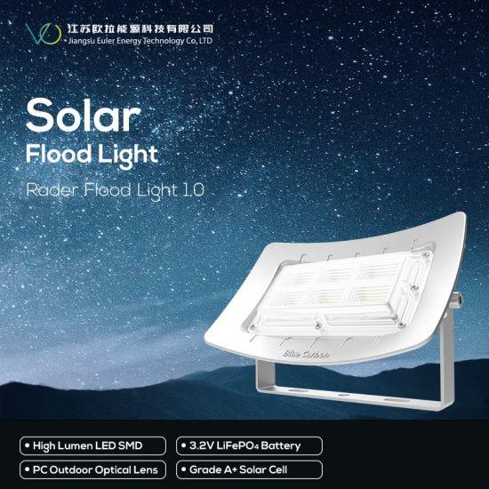 New Factory Designed Radar Flood Light for Outdoor Usage