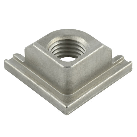 316 Stainless Steel Silica Sol Investment Casting