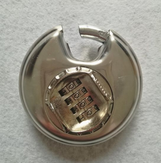 Combination Disc Lock, Stainless Steel 304 Lock, Combination Padlock Al-S80 pictures & photos