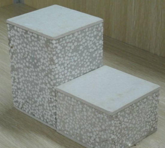 China Easy-Construction Lightweight EPS Cement Sandwich Wall