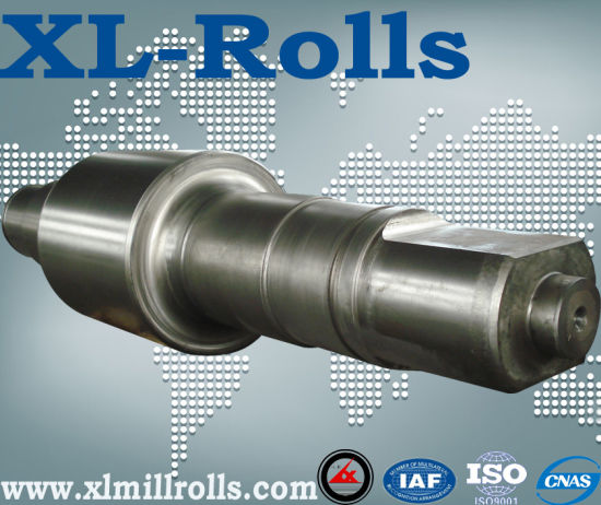 High Alloyed Cr3~Cr5 Steel Back-up Roll Metallurgy Machinery pictures & photos