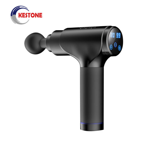 Newest Design Top Quality Deep Tissue Cordless Massager Gun Power Tool Washing Gun Foam Gun Summer Toy Cleaning Gun Toy Gun Pressure Gun Massage Gun pictures & photos