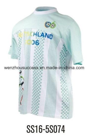 Wholesale fashion Soccer Jersey Soccer Shirt