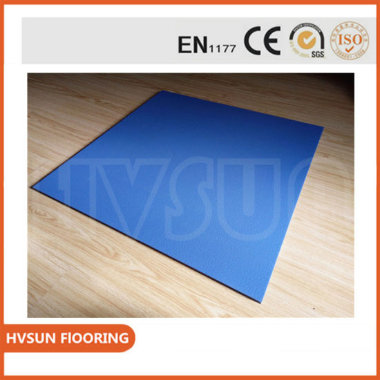 Easy Cleaning Gym Rubber Floor Mats