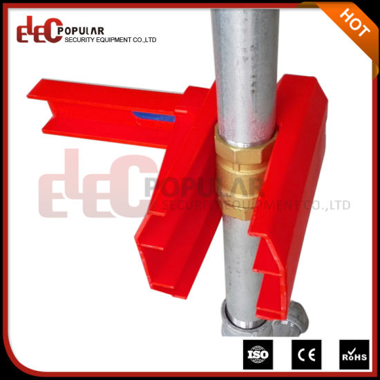 Ep-8211 Red Color Adjustable Ball Valve Lockout pictures & photos