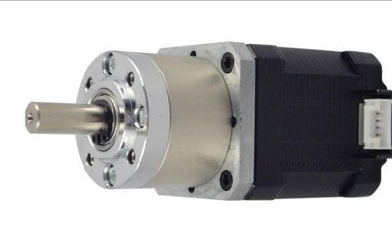 NEMA 17 Planetary Gearbox Stepper Motor 42hsp with Facyory Price pictures & photos