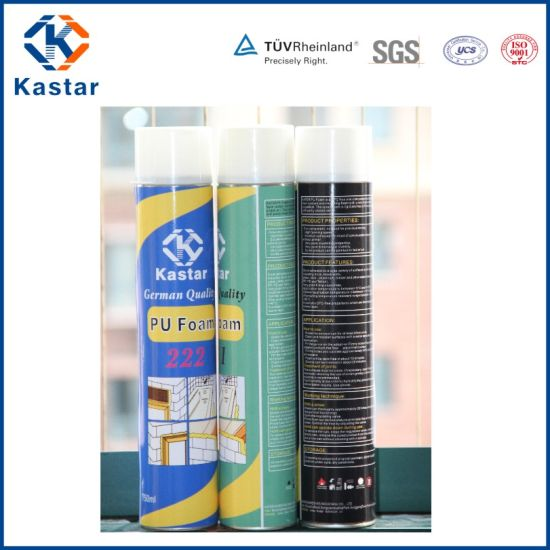 Waterproof Polyurethane Foam for Windows and Doors  sc 1 st  Kater Adhesives Industrial Co. Ltd. & China Waterproof Polyurethane Foam for Windows and Doors - China ...