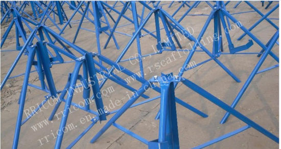 Construction Scaffolding Formwork Shoring Prop Tripod pictures & photos