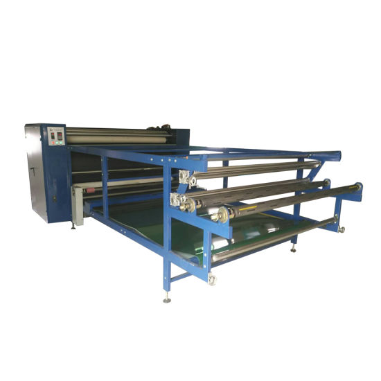 Large Format Roll to Roll Heat Press Machine for Heat Transfer Sublimation