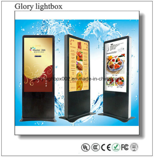 Slim FHD LED TV 49 Inch LCD Touch Screen Monitor