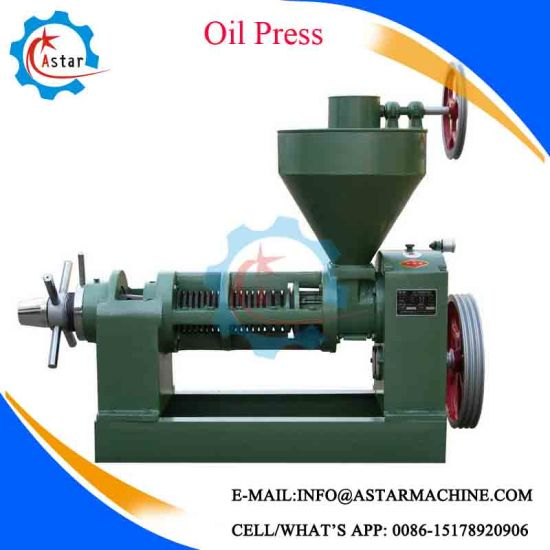 Large Vegetable Oil Milling Machine pictures & photos