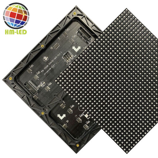 Indoor P6 192X192 Full Color SMD LED Display Module High Quality