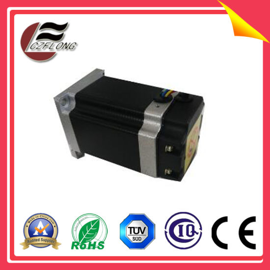 Low Noise 1.8 Deg NEMA23 Stepper Motor for Printer pictures & photos
