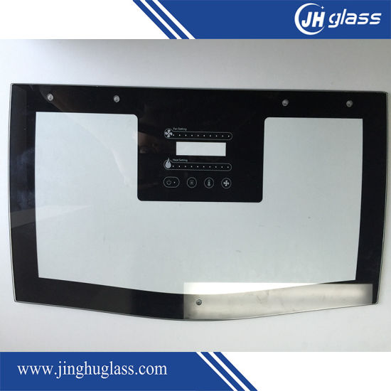 Various Household Tempered Silk Screen Printing Glass