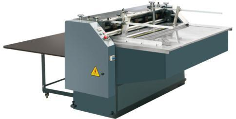 Sw-1350 Lever Arch File Cardboard Slitting Machine