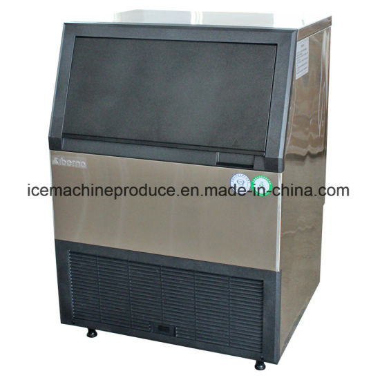 60kgs Self-Contained Cube Ice Machine for Food Processing pictures & photos