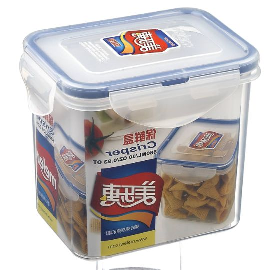 China Wholesale Plastic Food Container Box Food Container BPA Free