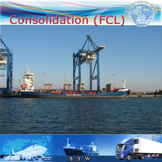 Sea Freight, Shipping Container, Sea Shipment Service to Asia pictures & photos