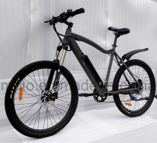 2017 New Inner Battery 27.5 Inch Central Motor Mountain Electric Bike pictures & photos