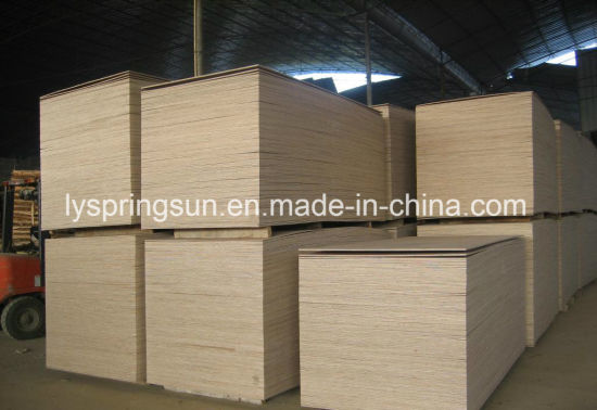 4*8 18mm Bintangor Commercial Plywood pictures & photos