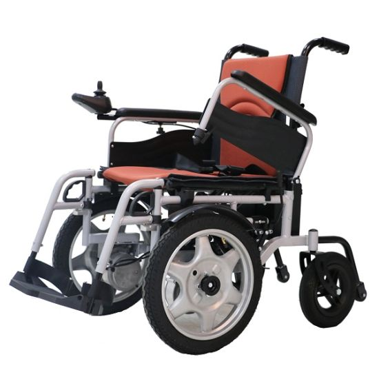 Electric Big Power Safebond Wheelchair (BZ-6301) pictures & photos : big electric wheelchair - Cheerinfomania.Com