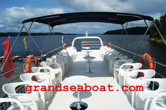 120seats Custom Made Passenger Boat/Custom Decoration Boat / Passenger Boat pictures & photos