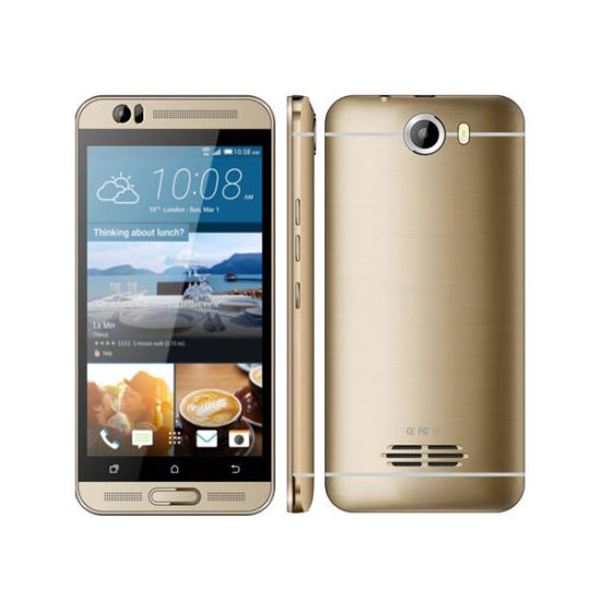 5.0 Inch Mtk6572 Chip 3G Mobile Phone with 2MP Camera pictures & photos