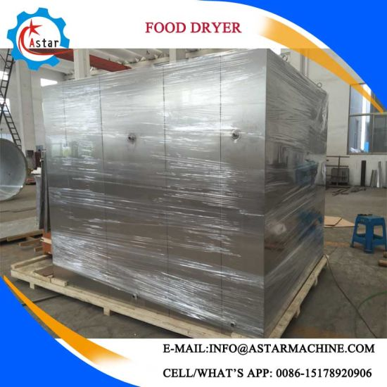 Vacuum Dryer for Fruit and Vegetables Like for Kiwi pictures & photos